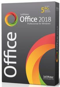 Softmaker office professional 2018 crack xforce