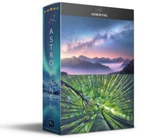Astro Panel for Adobe Photoshop
