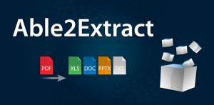Able2Extract Professional