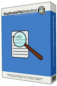 Duplicate File Detective Enterprise Edition