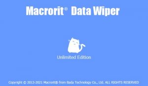 Macrorit Data Wiper