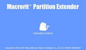 Macrorit Partition Extender